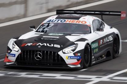 Nach Kritik aus BMW-Lager: Mercedes-Pilot Auer verteidigt DTM-Reifenwahl