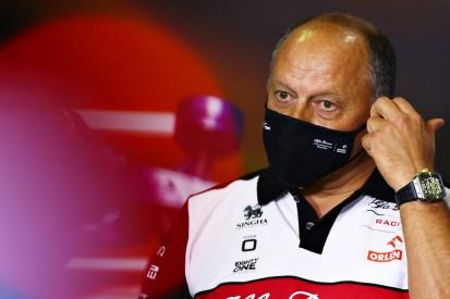 """Alfa-Romeo-Teamchef Frederic Vasseur exklusiv: """"Das Problem ist der Kartsport"""""""