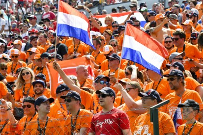 Zandvoort optimistisch: Niederlande-GP mit mehr als 100.000 Fans