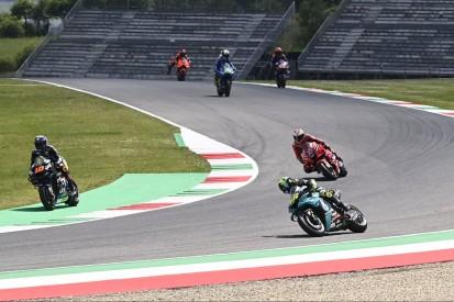 Auf andere warten: MotoGP-Fahrer wollen Strafen wie in der Moto3