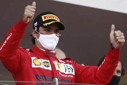 """""""Muss mich pushen"""": Ferrari verlangt Anpassungen von Sainz"""