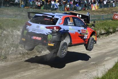 Wegen Corona geplatzt: Hyundai will Oliver Solberg neue WRC-Chance geben