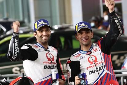 MotoGP 2022: Johann Zarco und Jorge Martin bleiben bei Pramac-Ducati