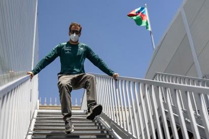 Sebastian Vettel vor Baku: Hält seine Top-4-Serie?