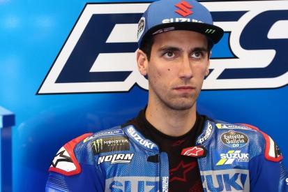 Nach Radunfall verletzt: Kein MotoGP-Start für Alex Rins in Barcelona