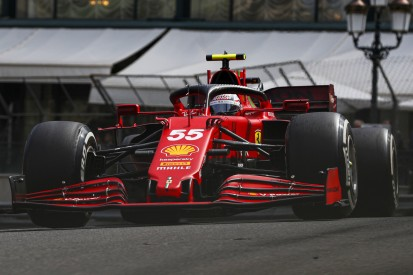 """Carlos Sainz: Ferrari """"drei bis vier Zehntel"""" langsamer als in Monaco"""