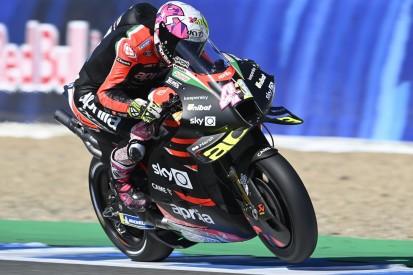 MotoGP in Barcelona FT1: Knappe Bestzeit für Aleix Espargaro