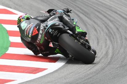 Yamaha in Barcelona: Quartararo und Morbidelli schnell, Vinales lobt Crewchief