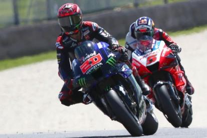 Ducati: Pramac-Pilot Zarco zur Bestzeit gezogen - Werks-Duo rudert noch