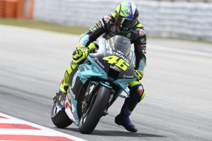 Änderung beim Set-up funktioniert nicht: Valentino Rossi am Barcelona-Freitag 19.