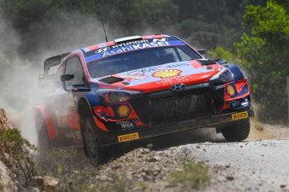 Rallye Italien 2021: Tänak dominiert den Freitag, Suninen überschlägt sich