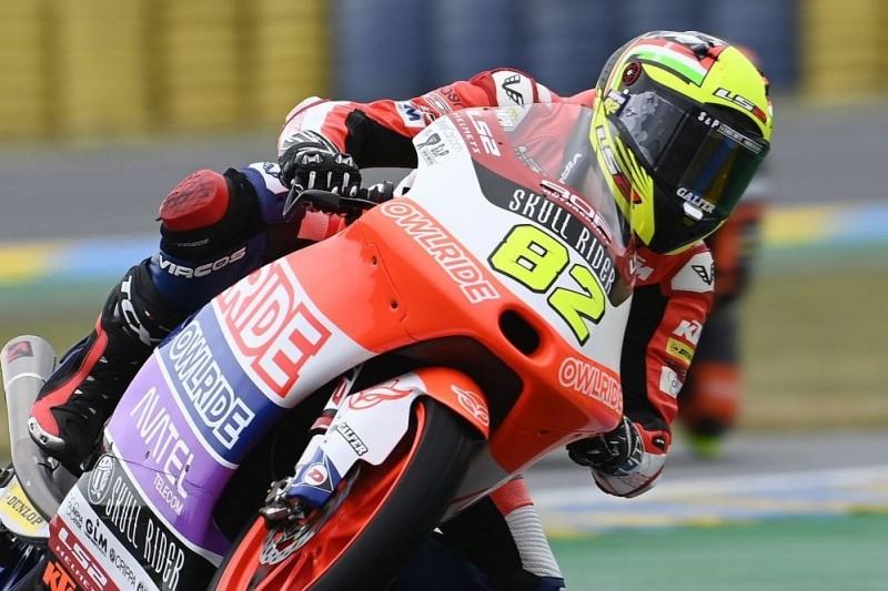 Moto3 in Barcelona FT3: Stefano Nepa mit Bestzeit - WM-Leader Acosta in Q1