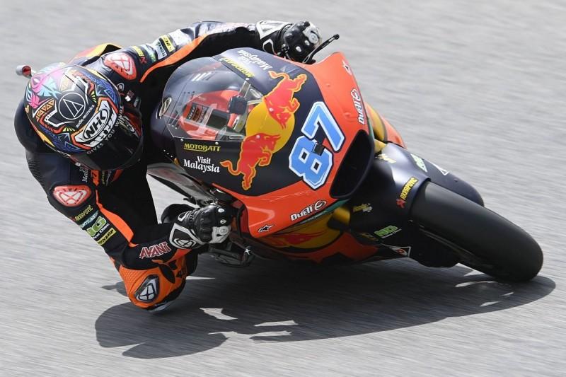 Moto2 in Barcelona FT3: Gardner knapp vorn - Schrötter in den Top 10
