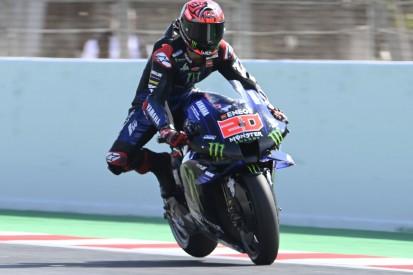 MotoGP-Qualifying Barcelona: Fünfte Poleposition für Fabio Quartararo