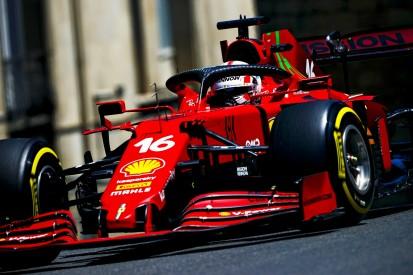 F1-Qualifying Baku 2021: Crash bringt Leclerc erneut die Pole!