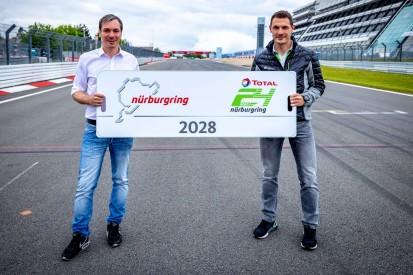 Nürburgring und ADAC verlängern Vertrag: 24h-Rennen bis 2028