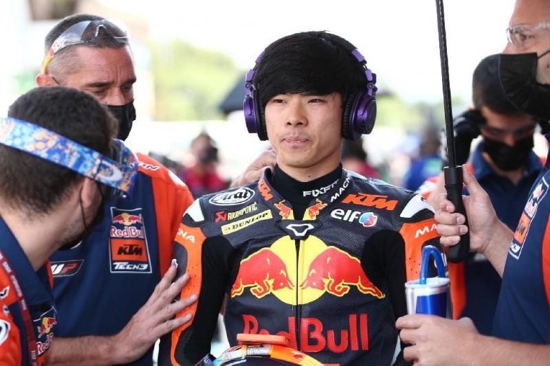 Entwarnung bei Ayumu Sasaki nach schwerem Rennsturz in der Moto3