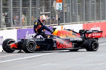 Pirelli: Schnitt in Hamilton-Reifen deutet auf Trümmerteile als Unfallursache