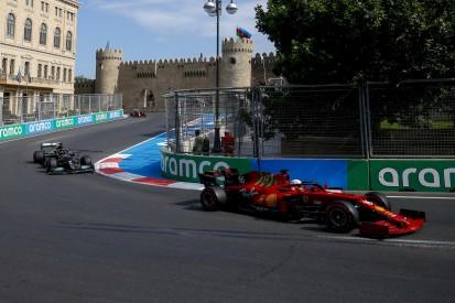 Charles Leclerc: Führung in Baku durch Ast verloren
