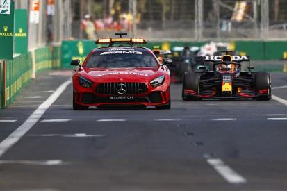Abbruch unter der Lupe: Sebastian Vettel übt Kritik an stehendem Neustart