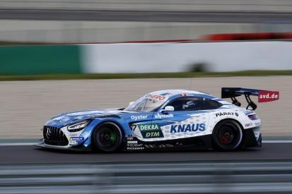 Private DTM-Tests Monza: T3-Lamborghini an der Spitze, Mercedes langsam!