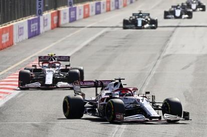 Freude bei Alfa: Erster Punkt für Räikkönen, zweiter für das Team
