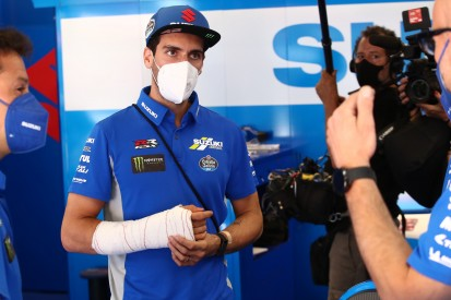 Alex Rins: Suzuki-Crewchief peilt Comeback auf dem Sachsenring an