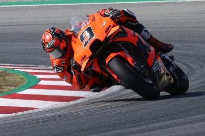 Petrucci: Neues KTM-Chassis getestet, aber Topspeed ist größtes Handicap
