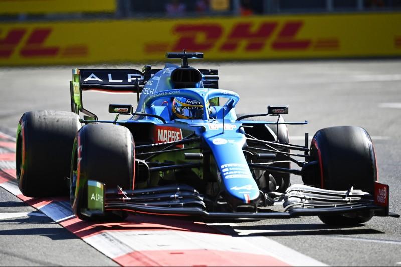 Fernando Alonso: Hätte am liebsten noch einen Neustart gehabt!