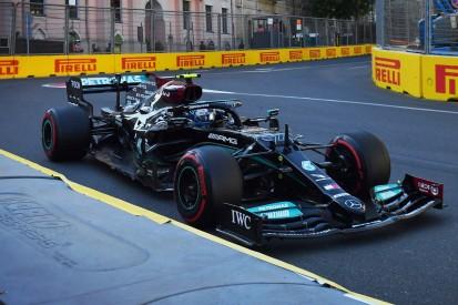 Mercedes: Darum war Bottas in Baku deutlich langsamer als Hamilton