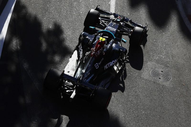 Bottas zog Hamilton im Windschatten: Warum hat man in Q3 nicht getauscht?