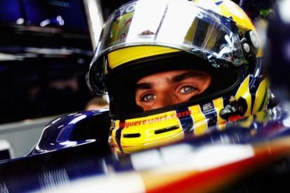 Jaime Alguersuari im Interview: Konnte lange keine Formel 1 schauen