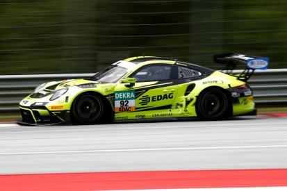 ADAC GT Masters Spielberg 2021: Porsche und Lambo bestimmen Tempo im FT1