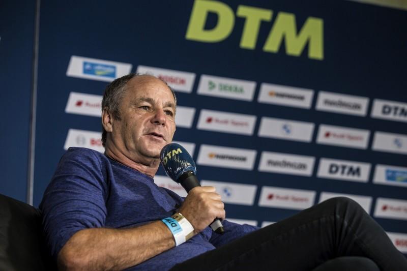 DTM-Chef Gerhard Berger über Frauen im Motorsport: Körperlich im Nachteil?