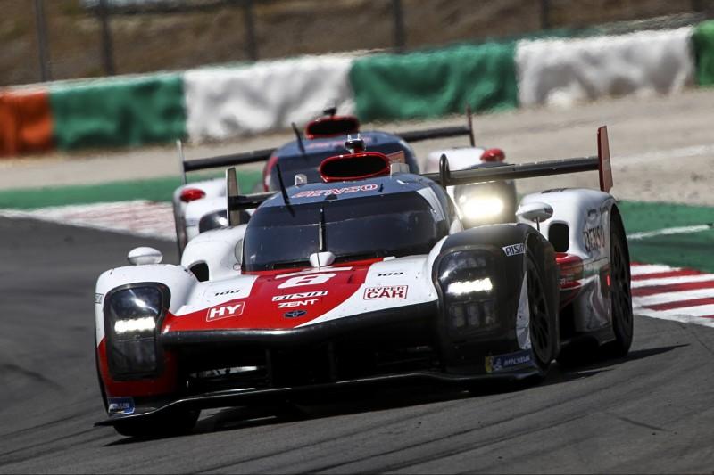 Toyota erklärt Portimao-Platztausche: Spielregeln für 2021 geändert