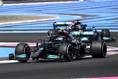F1-Training Frankreich 2021: Mercedes zeigt sich in alter Stärke