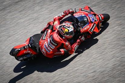 Ducati: Aero-Verkleidung setzt auf, Potenzial für das Podium vorhanden