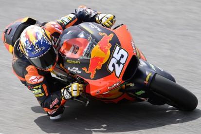 Moto2 Sachsenring: Raul Fernandez auf der Pole, Marcel Schrötter nur 17.