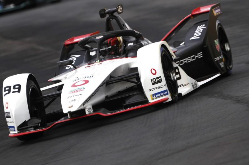 Formel E Puebla 2021: Porsche-Pilot Wehrlein holt die Pole für Rennen 1