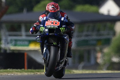 MotoGP Sachsenring: Quartararo im Warm-up vor Honda-Duo, Rossi Elfter