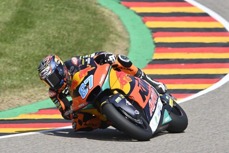 Moto2: Gardner fährt dominanten Sieg ein, Schrötter am Sachsenring Sechster