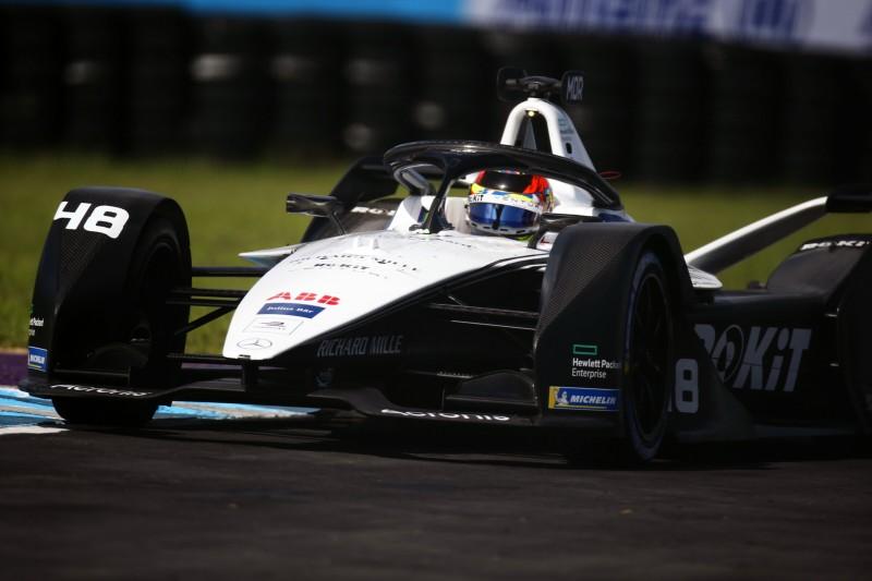 Formel E Puebla 2021: Mortara siegt für Venturi - Wehrlein zittert um P2