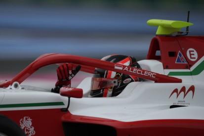Arthur Leclerc feiert ersten F3-Sieg mit Bruder Charles Leclerc