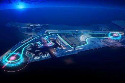 Erste Bilder: So soll die Formel-1-Strecke in Abu Dhabi umgebaut werden
