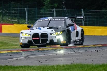 Testfahrten 24h Spa 2021: Neuer BMW Schnellster vor altem BMW