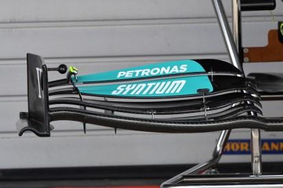 Red Bull dreht den Spieß um: Jetzt geht's um Mercedes' Frontflügel!