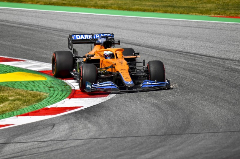 Daniel Ricciardo: Drei Schnitzel zum Abendessen!