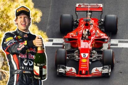 Video: Die Top-10-Rennen von Sebastian Vettel in der Formel 1