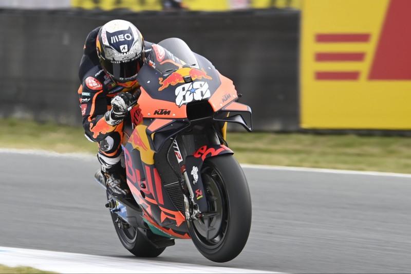 KTM-Potenzial in Assen laut Oliveira noch nicht voll aufgedeckt