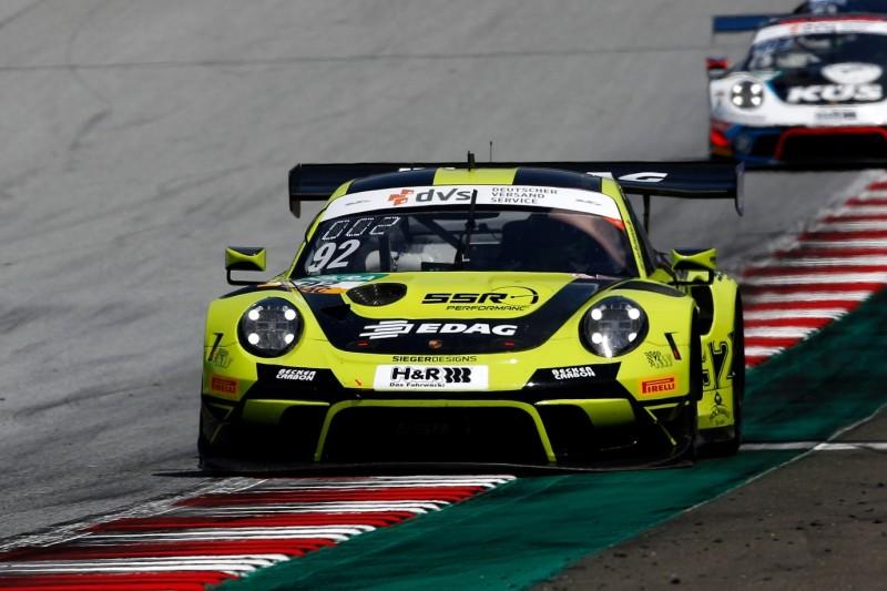Jaminet: SSR-Porsche eines der besten GT3-Autos, die ich gefahren bin
